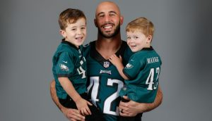 Chris Maragos speaks out against abortion