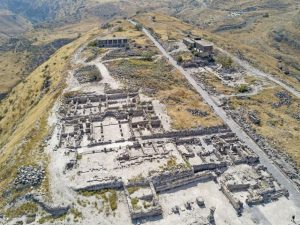 Archaeologists discover set of ancient churches near Sea of Galilee