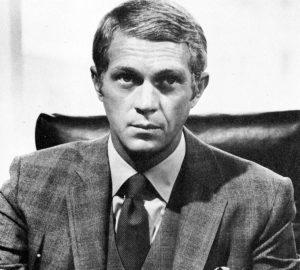 Actor Steve McQueen died clutching Billy Graham's Bible