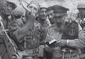 Uncovering the Divine Spirit during the Six Day War