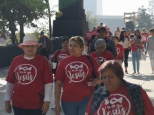Unprecedented outreach in Mexico City