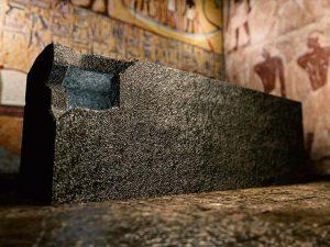 Newly discovered slave graveyard dates to Biblical-era Egypt