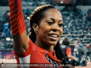 From gold to grace: Olympic medalist reveals how God healed her abortion scars