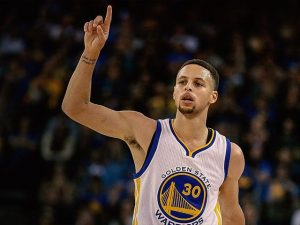 Steph Curry: 'Why we're here'