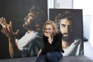 Akiane Kramarik: 'Painting the impossible'