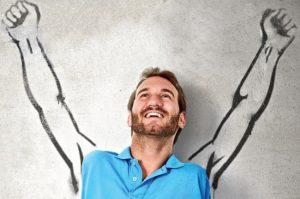'Limbless evangelist' Nick Vujicic accepts new challenge; releases music album