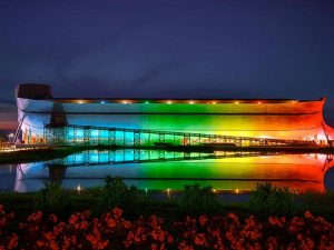 Noah's Ark: Taking back the rainbow