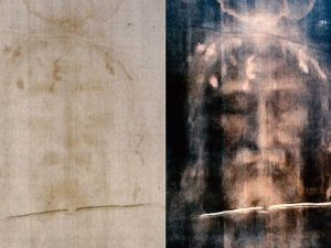 Blood particles show 'Turin Shroud not fake'