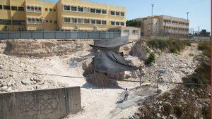 Archaeologists unearth Roman era stone water pots near Biblical Cana