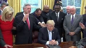 President declares Sunday 'National Day of Prayer'