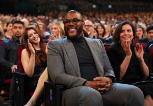Actor Tyler Perry defends Joel Osteen, gives church $250K