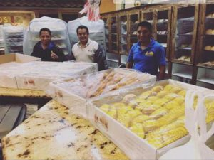 Multiplying loaves: Mexican bakers make pan dulce for hundreds after trapped by floods