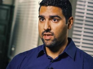 Nabeel Qureshi, sharing the Gospel till the very end