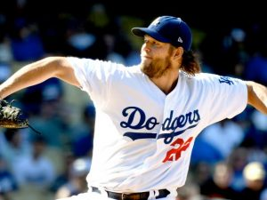 Dodger Clayton Kershaw preparing for excellence