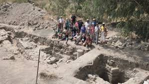 Lost Roman city, home to Jesus' disciples found