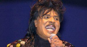 Little Richard renounces homosexuality