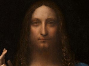 Painting of Jesus becomes top-selling painting in history