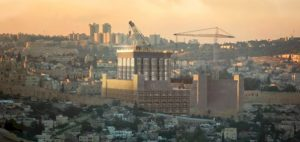 President's Jerusalem declaration sparks talk of 3rd temple