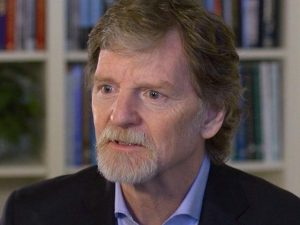 The amazing moment Colorado baker suddenly started serving God
