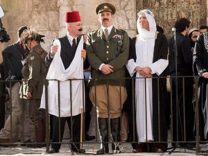 Christmas present of Jerusalem