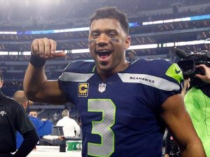 Seattle Seahawks' Russell Wilson gives fans inside look into faith, life in NFL