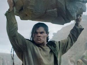 New Biblical epic: 'Samson'