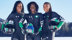 Nigerian-American responsible for country's first bobsled team gives God the glory