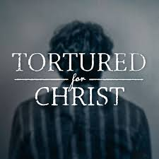Telling the story of a man tortured for Christ