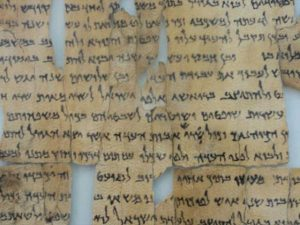 Rare Dead Sea Scrolls on public display for first time in Colorado