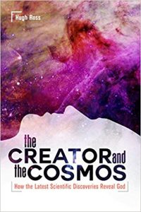 Cosmos continues to confirm a Creator