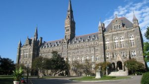 Georgetown University yanks pro-abortion, pro-LGBT guide from website after backlash