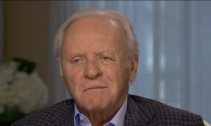 Former atheist, Anthony Hopkins, reveals encounter that led him to God