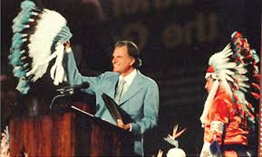 Billy Graham called American Indian Tribes 'a sleeping giant'