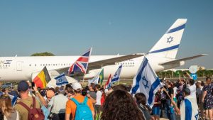 'Aliyah' fulfilling Bible prophecy