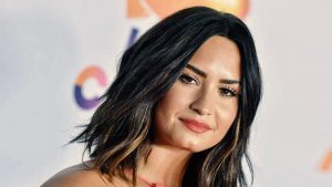 Demi Lovato: 'I want to thank God for keeping me alive and well
