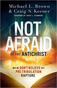 'Not Afraid of the Anti-Christ'