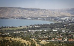 Sea of Galilee water level to reach 2-year record high