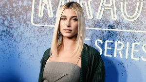 Hailey Baldwin: 'I'm here to represent Jesus'