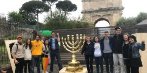Grandson of Nazi soldier returning golden menorah to atone for crimes against Jews