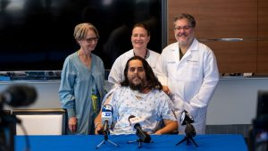 Paraguay man with massive tumors has life-changing surgery